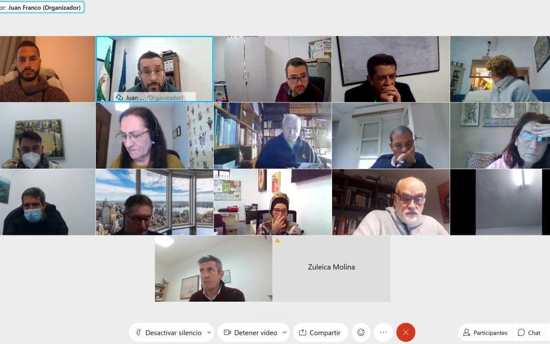 El alcalde pide a la Junta de Andalucía el retraso en el inicio del curso escolar y una vacunación preferente para frenar la expansión del coronavirus