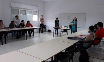 Hoy se ha iniciado un nuevo programa de Andalucía Orienta para la inserción de personas desempleadas