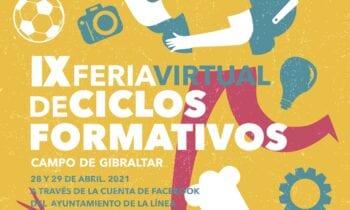 Educación solicita colaboración a institutos de la comarca y organismos colaboradores para celebrar la IX Feria de Ciclos Formativos de carácter virtual