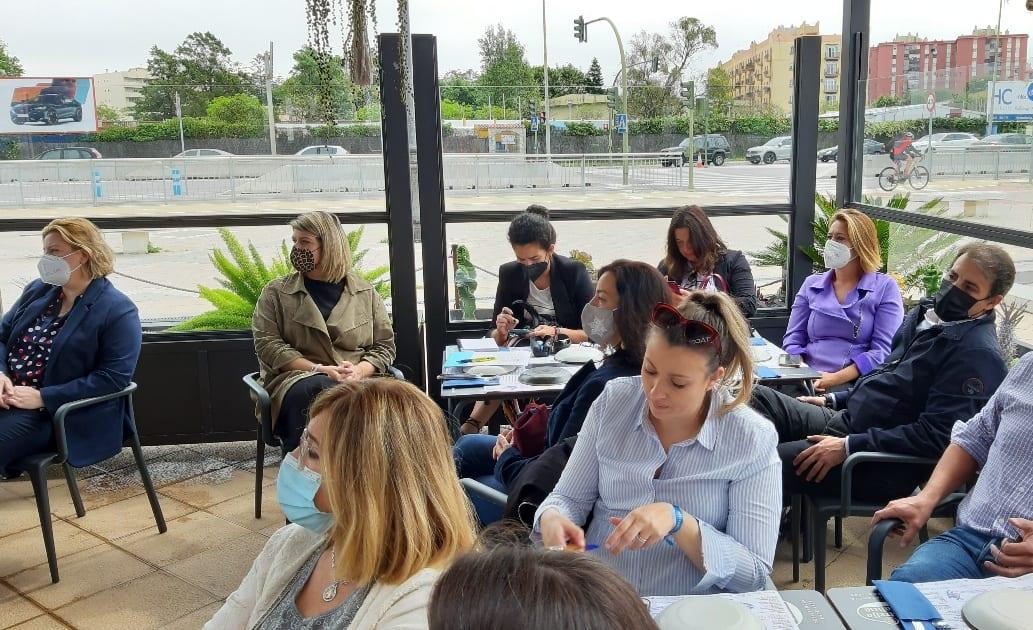 La concejal de Empleo e Igualdad apoya la celebración en la ciudad de un evento nacional de mujeres empresarias