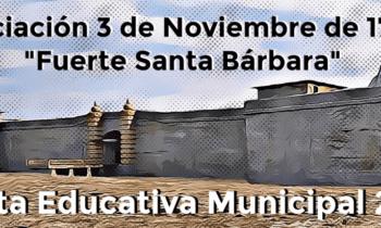La oferta educativa de la Asociación Santa Barbara este año será virtual.