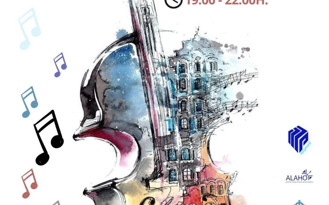 """Mercados y Comercio anima a la participación en una nueva jornada de """"La Línea es Música"""""""