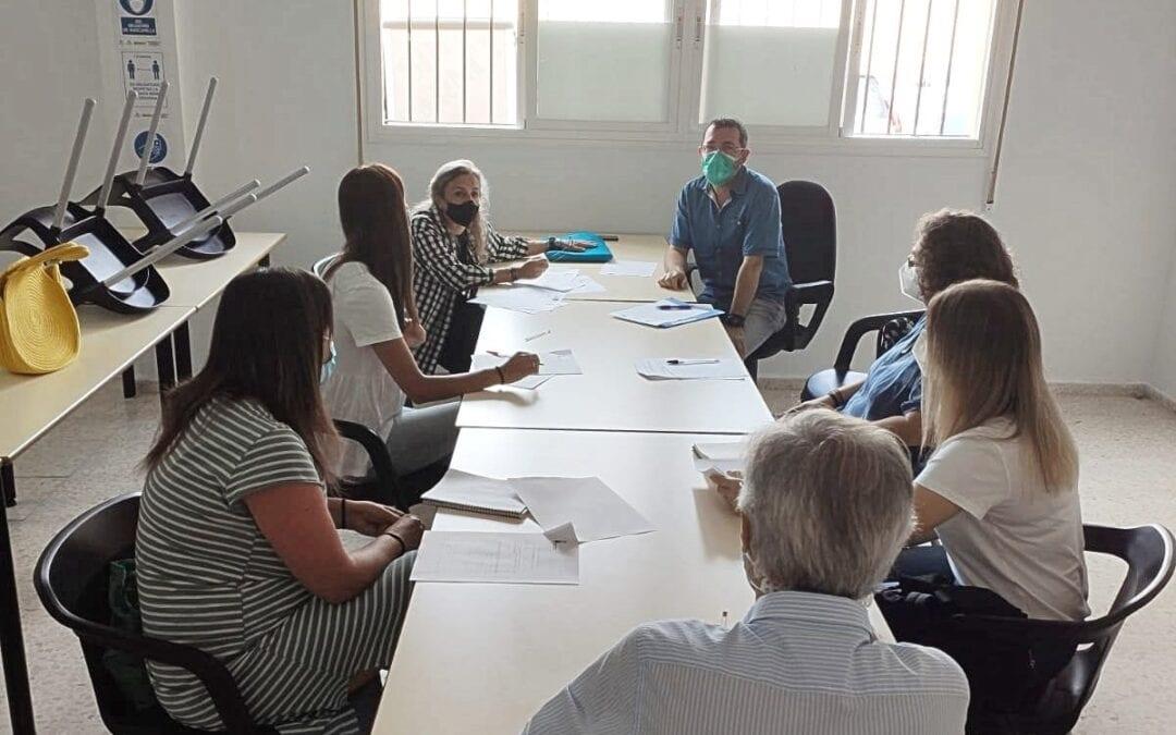 Asuntos Sociales prepara las actuaciones para la prevención de drogodependencias en menores