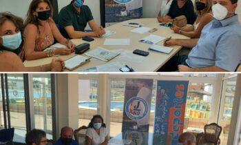 La Línea se prepara para acoger el XV Campeonato de España de Vela Clase J80, organizado por el Real Club Náutico