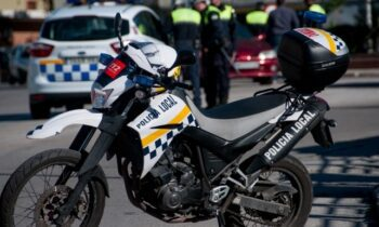 La Policía Local ha levantado 193 atestados por delitos contra la seguridad vial en los primeros ocho meses de 2021